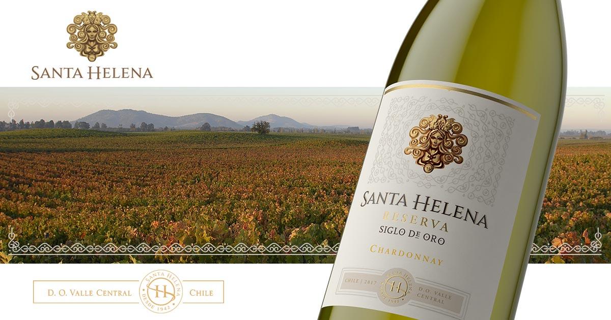 Chardonnay   Santa Helena